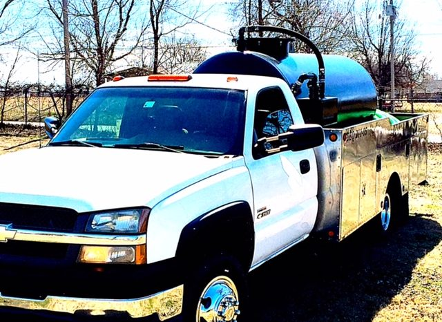 Truck Bed Fuel Tank >> 2005 Chevy 3500 4×4 – New & Used Septic Trucks for sale | Anytime Vac Trucks
